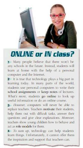 Учебник Spotlight 7. Student Book. Страница 50
