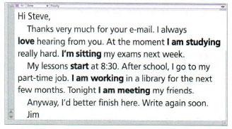 Учебник Spotlight 7. Student Book. Страница 7