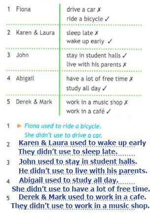 Рабочая тетрадь Spotlight 7. Workbook. Страница 12