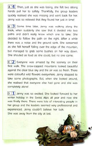Рабочая тетрадь Spotlight 7. Workbook. Страница 14