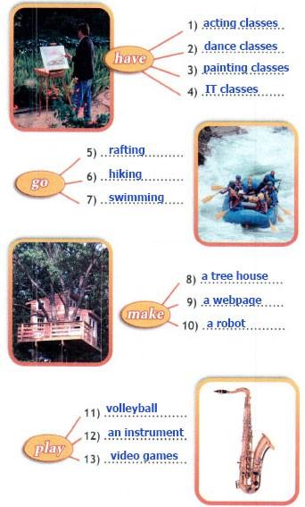 Рабочая тетрадь Spotlight 7. Workbook. Страница 36