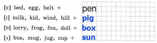 Рабочая тетрадь Rainbow English 2. Step 10