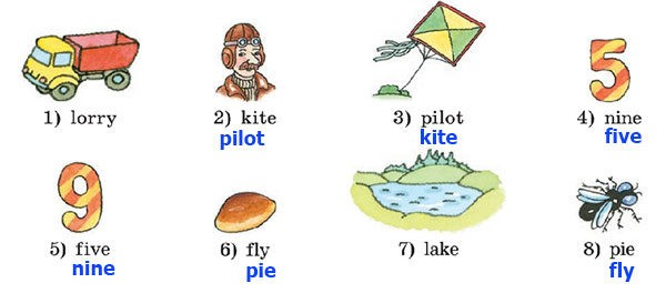 Учебник Rainbow English 2. Step 44
