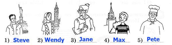 Рабочая тетрадь Rainbow English 2. Step 34