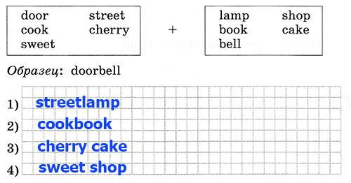 Рабочая тетрадь Rainbow English 2. Step 41