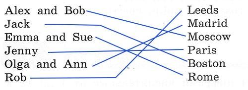 Рабочая тетрадь Rainbow English 2. Step 45