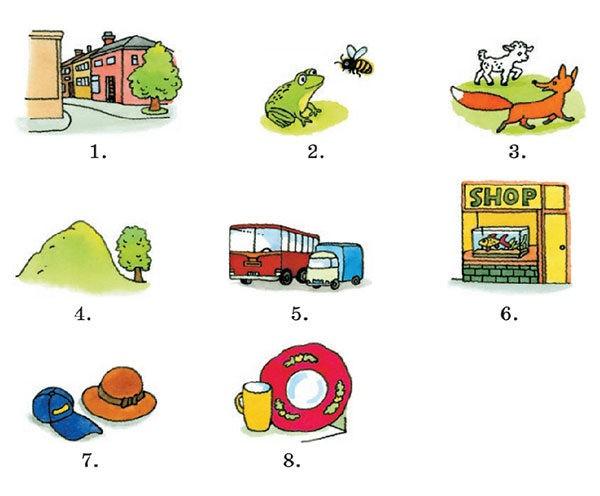 Учебник Rainbow English 2. Step 17