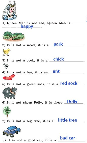 Учебник Rainbow English 2. Step 27