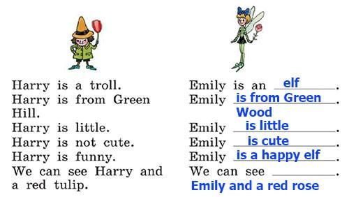 Учебник Rainbow English 2. Step 42