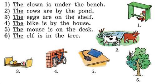 Учебник Rainbow English 2. Step 57