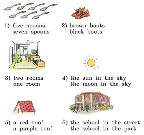 Учебник Rainbow English 2. Step 60