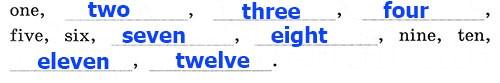 Рабочая тетрадь Rainbow English 2. Step 56
