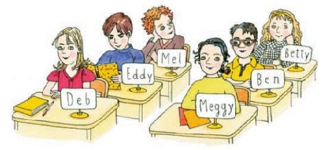 Учебник Rainbow English 2. Step 4