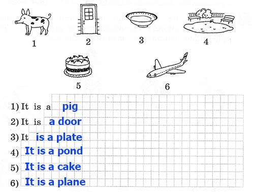 Рабочая тетрадь Rainbow English 2. Step 31