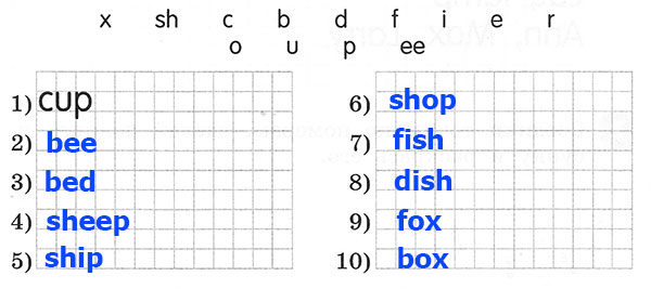 Рабочая тетрадь Rainbow English 2. Step 15