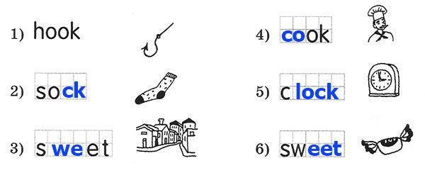 Рабочая тетрадь Rainbow English 2. Step 19