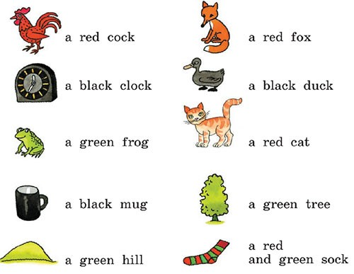 Учебник Rainbow English 2. Step 17