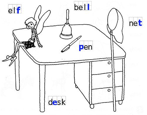 Рабочая тетрадь Rainbow English 2. Step 5