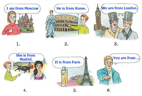 Учебник Rainbow English 2. Step 37