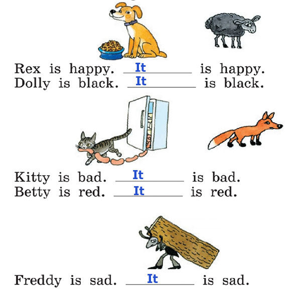Учебник Rainbow English 2. Step 23