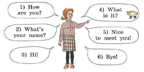 Учебник Rainbow English 2. Step 31