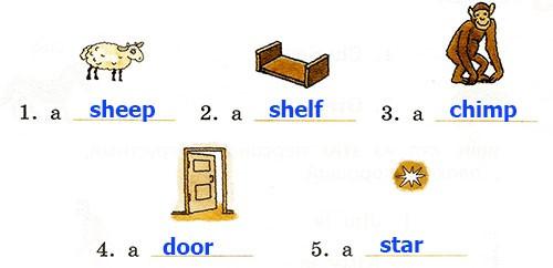 Контрольная работа. Rainbow English 2. Урок 22-28. Вариант 3