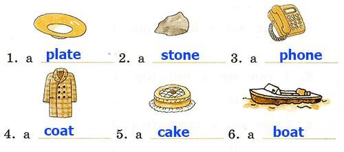Контрольная работа. Rainbow English 2. Урок 29-35. Вариант 1