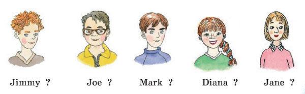 Учебник Rainbow English 3. Unit 5. Step 6