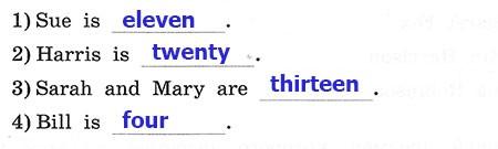 Рабочая тетрадь Rainbow English 3. Unit 5. Step 1
