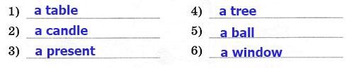 Рабочая тетрадь Rainbow English 3. Unit 5. Step 5