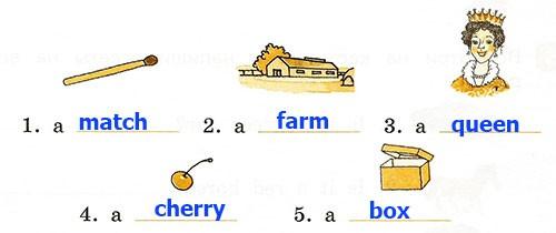 Полугодовая контрольная работа. Rainbow English 2. Урок 1-28. Вариант 1
