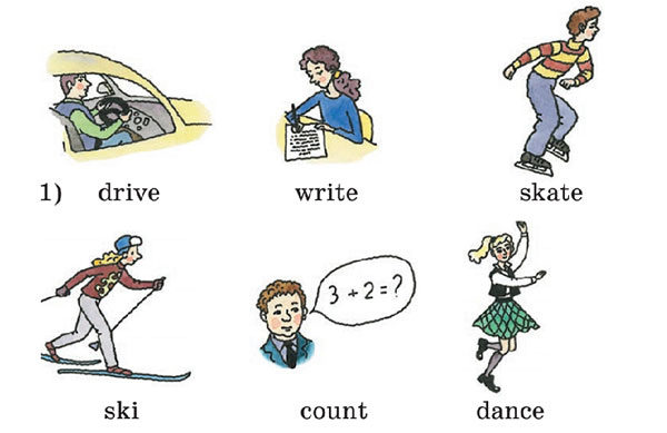 Учебник Rainbow English 3. Unit 4. Step 5