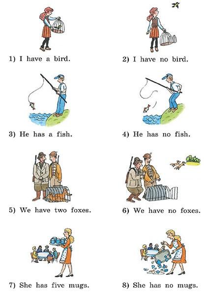 Учебник Rainbow English 3. Unit 5. Step 4