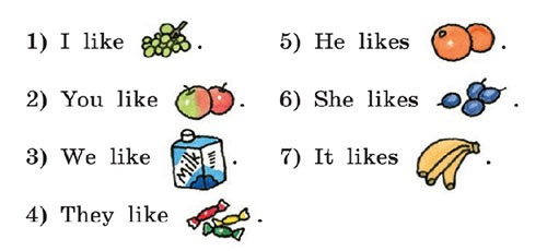 Учебник Rainbow English 3. Unit 6. Step 4