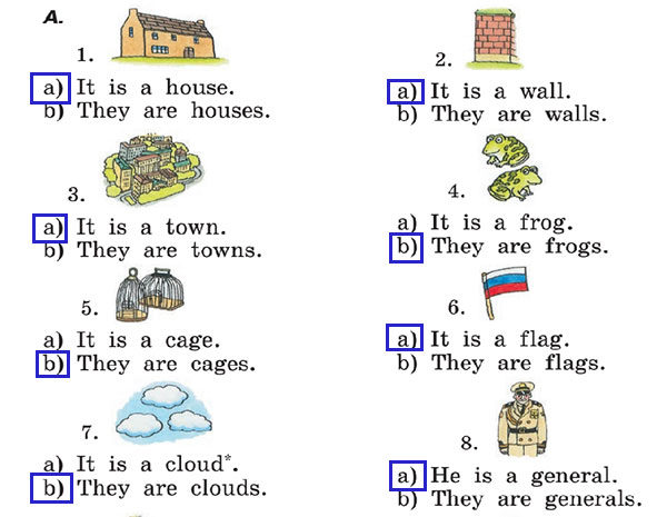 Учебник Rainbow English 3. Unit 6. Step 7