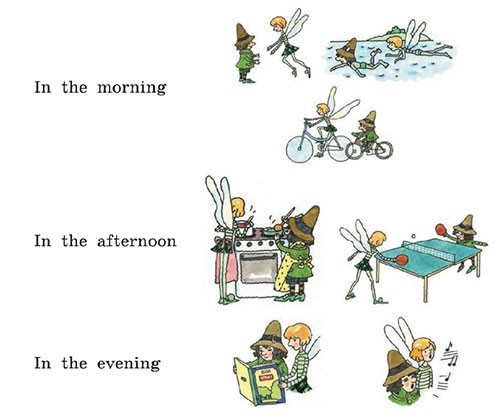 Учебник Rainbow English 3. Unit 1. Step 7