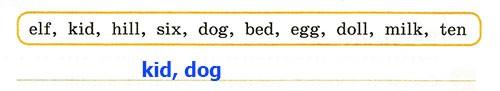 Контрольная работа. Rainbow English 2. Урок 8-14. Вариант 2