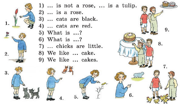 Учебник Rainbow English 3. Unit 1. Step 2