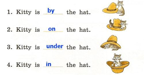 Контрольная работа. Rainbow English 2. Урок 50-56. Вариант 3