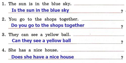 Контрольные работы Rainbow English 3. Units 1-8. Вариант 2