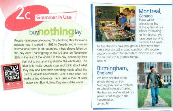 Учебник Spotlight 8. Student's Book. Страница 30