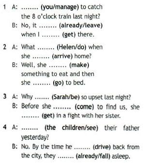 Учебник Spotlight 8. Student's Book. Страница 46