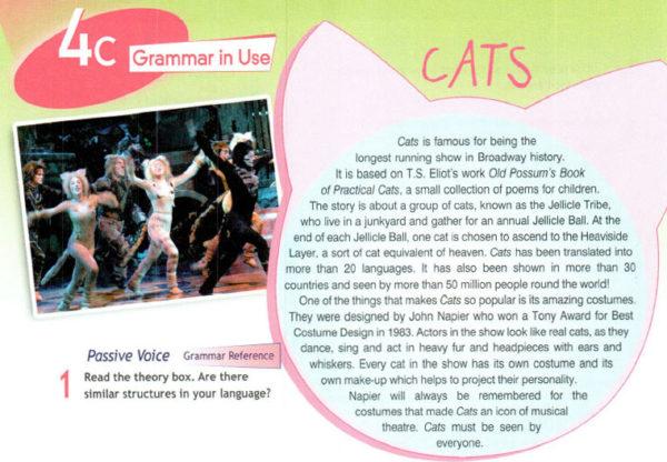 Учебник Spotlight 8. Student's Book. Страница 62