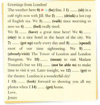 Учебник Spotlight 8. Student's Book. Страница 138