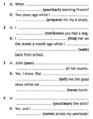 Рабочая тетрадь Spotlight 8. Workbook. Страница 6