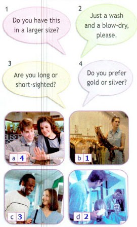 Рабочая тетрадь Spotlight 8. Workbook. Страница 15