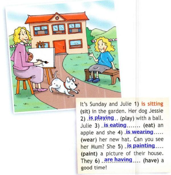 Рабочая тетрадь Spotlight 3. Workbook. Страница 55