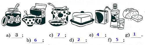 Рабочая тетрадь Rainbow English 4. Unit 4. Step 4