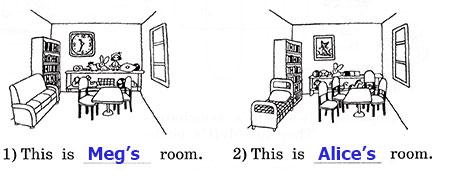 Рабочая тетрадь Rainbow English 4. Unit 3. Step 3