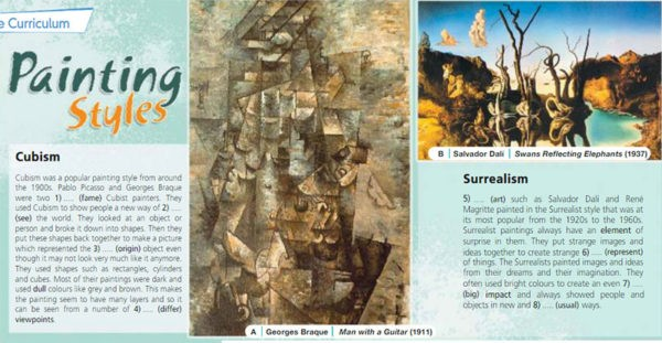 Учебник Spotlight 9. Student Book. Страница 54